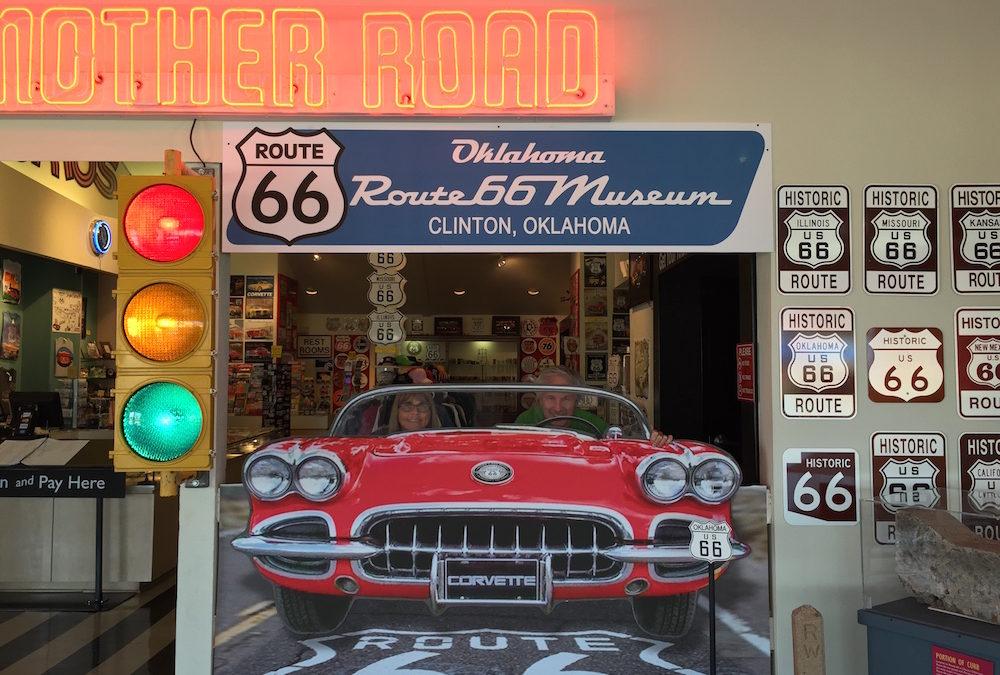My Kicks on Route 66